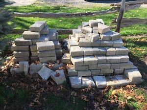 Landscaping, Garden, Retaining Wall  Blocks