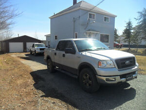 For Sale OR Trade 2005 Ford F-150 SuperCrew