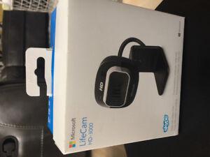Caméra Microsoft LifeCam HD-3000 neuve