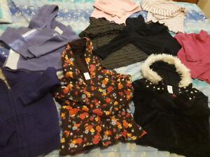 Girls Fall sweater & turtle necks!(5/6x)