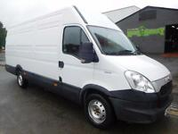 Finance Me! Iveco Daily S Class 2.3TD 35S13V LWB one owner van (49)