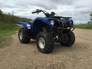 GRIZZLY  125 cc ATV
