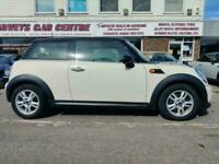 2012 12 MINI HATCH COOPER 1.6 COOPER 3D 122 BHP