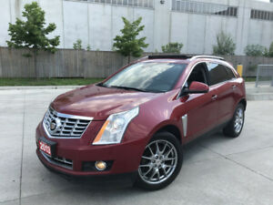 2013 Cadillac SRX Premium Package, AWD, 3/Y warranty available