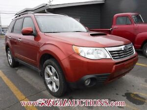 2010 SUBARU FORESTER XT LIMITED 4D UTILITY 4WD XT LIMITED