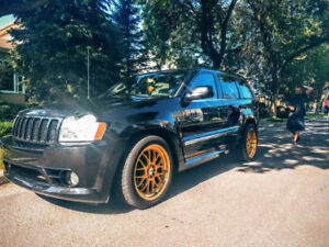 Jeep Grand Cherokee SRT8 NÉGOCIABLE