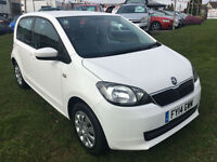 Skoda Citigo 1.0 MPI ( 60ps ) SE