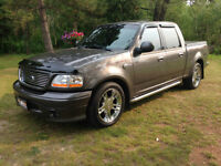 2002 Ford F-150 Supercharged Harley Davidson
