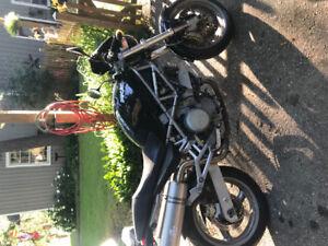 2003 Ducati monster 800