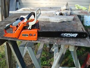 QUALITY ECHO CHAINSAW MODEL CS4500