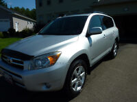 2008 Toyota RAV4 Limited Very Well Maintained