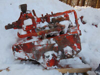 For Sale: Hydraulic Tank & Valve body for Belarus 820