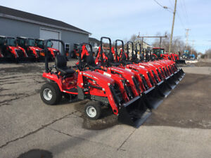Massey Ferguson - 23hp - 3 DAY SALE - REDUCED DEMO UNIT!!!