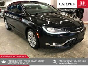 2015 Chrysler 200 Limited + MANAGERS SPECIAL!