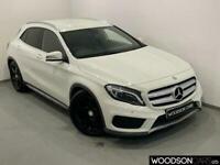 2014 Mercedes-Benz GLA-CLASS 2.1 GLA200 CDI AMG LINE PREMIUM 5d 136 BHP Estate D