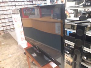 "43"" plasma television with remote 10% off!"