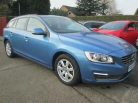 2013 63 Volvo V60 2.0 D4 Business Edition Power Blue