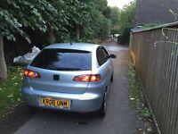 Seat Ibiza 6l 1.9tdi 1 year MOT. FSH.