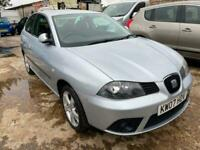 2007 Seat Ibiza 1.4 Sport, full MOT, nice and tidy!