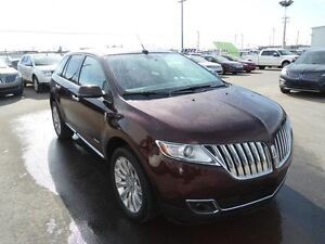 2012 Lincoln MKX    - Certified