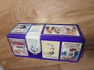Collectors Tin -- Cadbury Chocolate Covered Biscuits