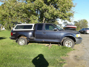 1999 ford f 150 parting out