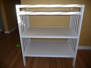 White Ikea Baby Changing Table
