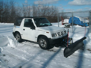LOOKING FOR CHEAPEST PLOW TRUCK OR CAR OUT THERE