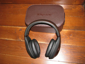 Klipsch noise-cancelling over-ear headphones / new / reduced