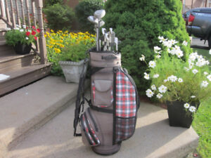 Men's Right Hand 13-pc Golf Clubs Set (Dynacraft Cooperhead)