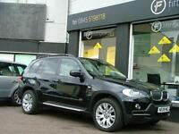 2008 08 BMW X5 3.0 1D DIESEL 7 SEATER /PANORAMIC ROOF.