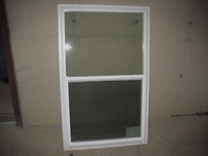 vinyl windows brand new open up and down lots to choose from