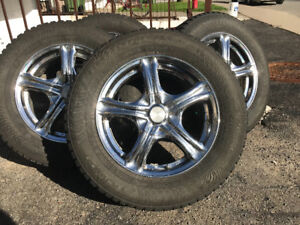 Mags jantes 16po universelle 5x114.3 & 4x100