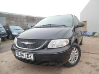 CHRYSLER VOYAGER LX 2.5 DIESEL 7 SEATER SPARES AND REPAIRS