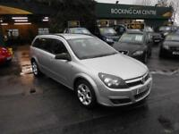 Vauxhall/Opel Astra 1.7CDTi 16v ( 100ps ) 2006 SXi DIESEL ESTATE EXCELLENT