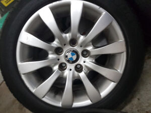 MICHELIN TIRES ON BMW MAG RIMS