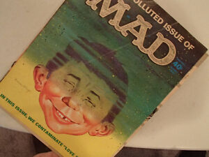 Mad Magazine No. 146 - Oct 1971 - SPEACIAL POLLUTED ISSUE - CONT Sarnia Sarnia Area image 6