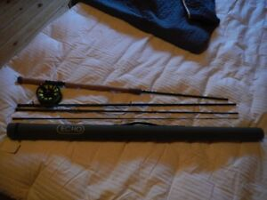 """13'6"""" Echo Spey Rod, ION Reel included with fly line and backing"""