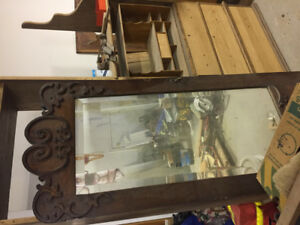 This is a project early 1900's armoire