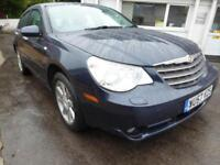 2007 Chrysler Sebring 2.0 CRD Limited 4dr