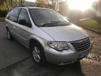 2007 CHRYSLER GRAND VOYAGER 2.8 CRD EXCLUSIVE AUTO 7 SEATER LONG MOT HISTORY PX