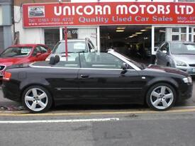 Audi A4 Cabriolet 2.0T FSI 2007MY S Line