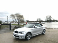 2011 BMW 118 2.0 i Sport 2 Door Convertible Silver*FINANCE AVAILABLE*