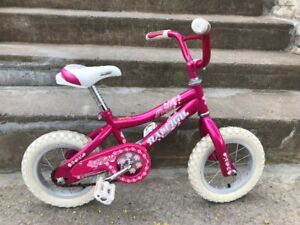 Bicycle for small girls, Bicyclette petite fille