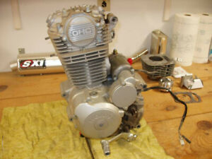 WANTED: CRF230F or CRF150F engine