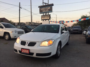 *LOW KMS*CERTIFIED*2006 Pontiac Pursuit SE Sedan
