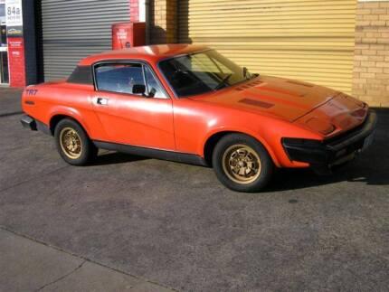 1980 Triumph TR7 Coupe