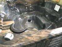 Hot Tub Floor Models Blow Out End of Season - BAHAMA 7 -SEATER