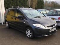 2005 MAZDA 5 1.8 TS 5dr 7 seater spares or repair