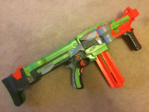 NERF Vortex Nitron with Discs